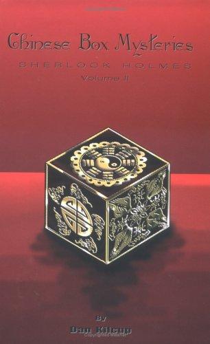 9780965263627: Chinese Box Mysteries Set (Vols. I & II) - Sherlock Holmes