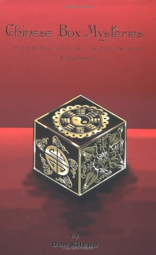 Chinese Box Mysteries Set (Vols. I &: Kilcup, Dan