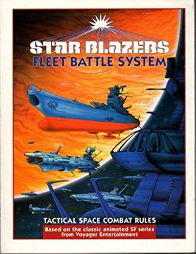 9780965264815: Star blazers fleet battle system (Gamilon and white comet wars)