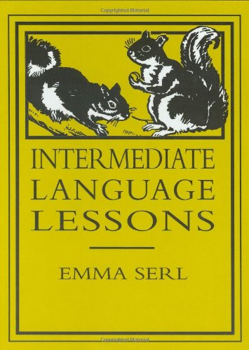 9780965273572: Intermediate Language Lessons