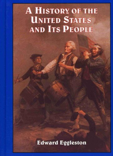9780965273589: A History of the United States and Its People