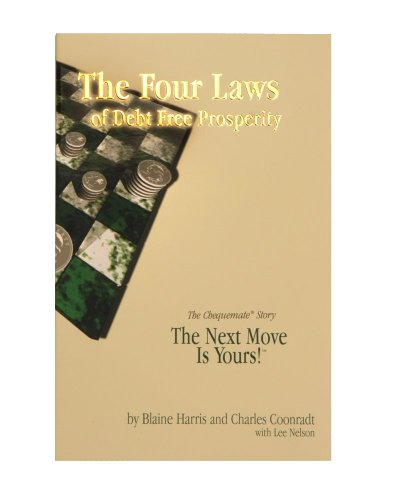 9780965287401 The Four Laws Of Debt Free Prosperity Abebooks