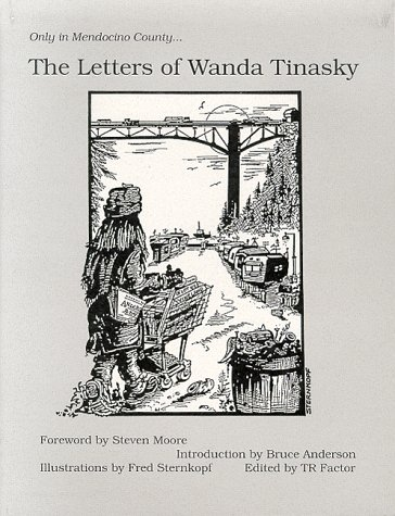 9780965288101: The letters of Wanda Tinasky