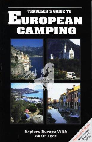 European Camping: Explore Europe with RV or: Church, Mike, Church,