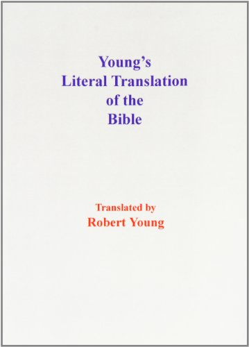 9780965307833: Young's Literal Translation of the Bible