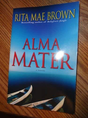 9780965322195: Alma Mater
