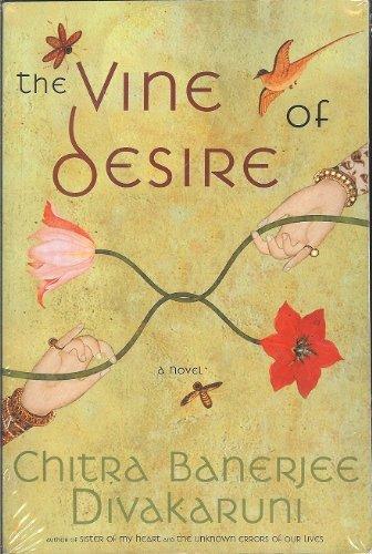 9780965337823: The Vine of Desire: A Novel