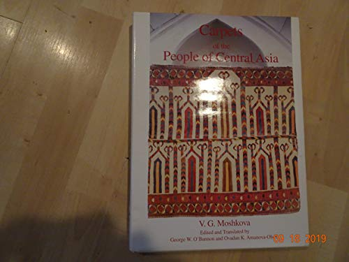 9780965342100: Carpets of the People of Central Asia