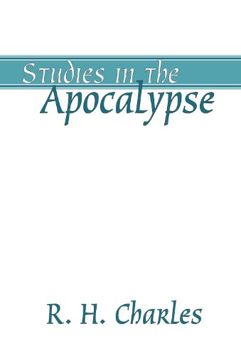 9780965351799: Studies in the Apocalypse
