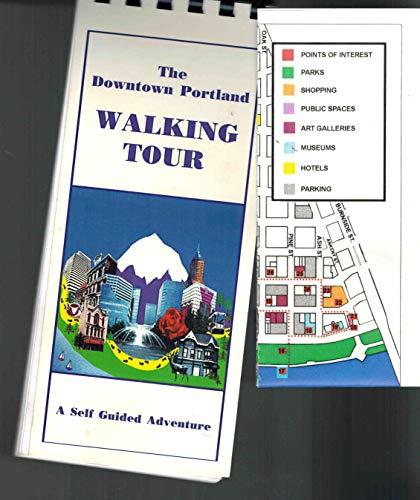 9780965357111: Downtown Portland Walking Tour