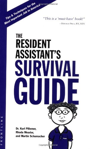 9780965362979: The Resident Assistant's Survival Guide
