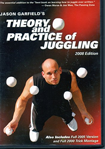 9780965366052: Jason Garfield's Theory And Practice Of Juggling DVD