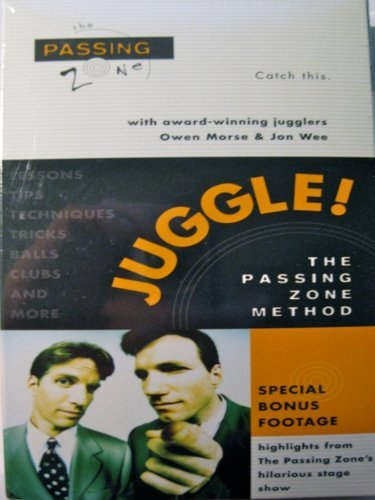 9780965366090: Juggle! The Passing Zone Method