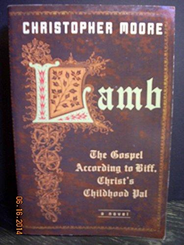 9780965367820: Lamb: The Gospel According to Biff, Christ's Childhood Pal
