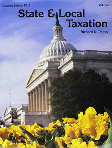 9780965372206: State & Local Taxation
