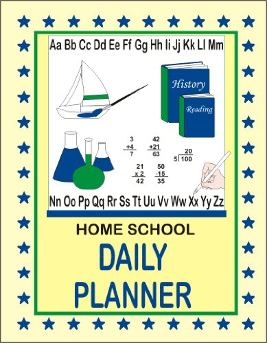 9780965372329: Home School Daily Planner