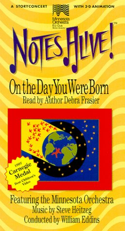 9780965381864: Notes Alive: On the Day You Were Born [VHS]