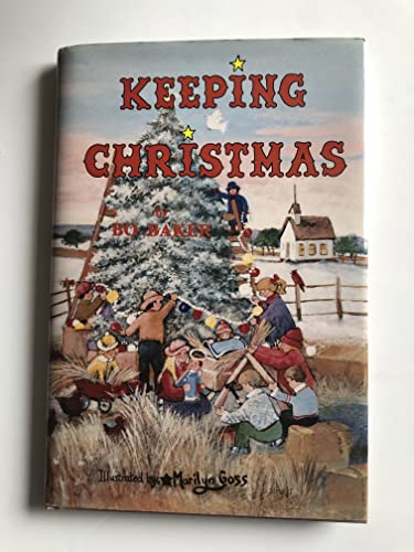 Keeping Christmas: Bo Baker