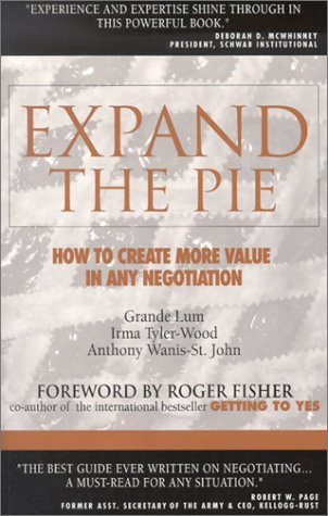 Expand the Pie : How to Add: Irma Tyler-Wood; Anthony
