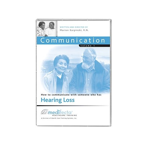 9780965387361: How to Communicate Effectively with Someone Who Has Hearing Loss DVD Communication Series Volume 1