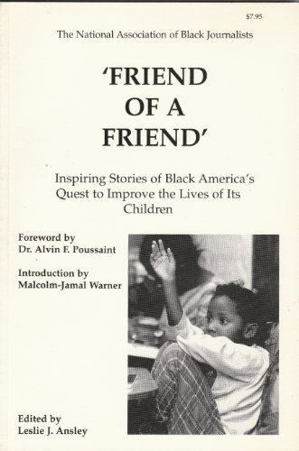 Friend of a friend': Inspiring stories of: Leslie J. Ansley,