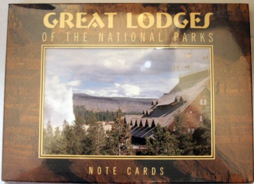 9780965392464: Great Lodges of the National Parks