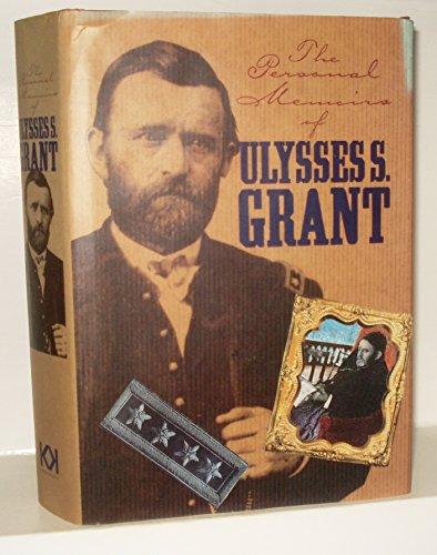 9780965393423: Personal Memoirs: Ulysses S. Grant