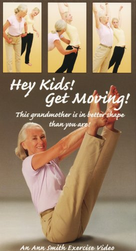 9780965398435: Hey Kids! Get Moving! [VHS]