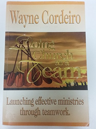 doing church as a team Read doing church as a team by wayne cordeiro by wayne cordeiro for free with a 30 day free trial read ebook on the web, ipad, iphone and android.