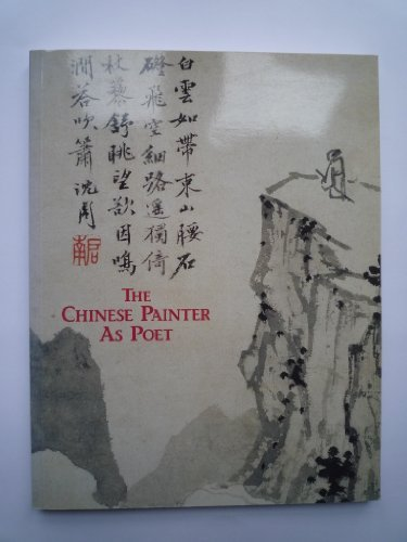 The Chinese Painter as Poet: Jonathan Chaves