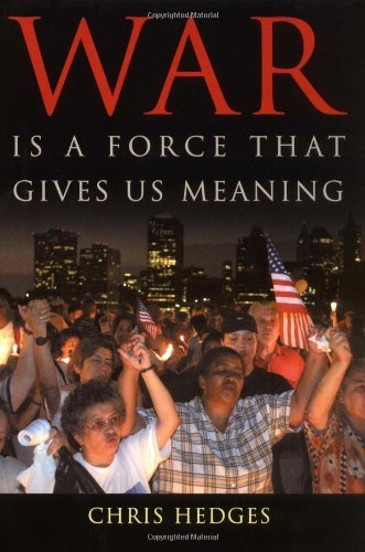 9780965456197: War is a Force that Gives Us Meaning [Paperback] by