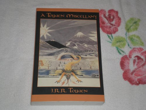 9780965463775: A Tolkien Miscellany