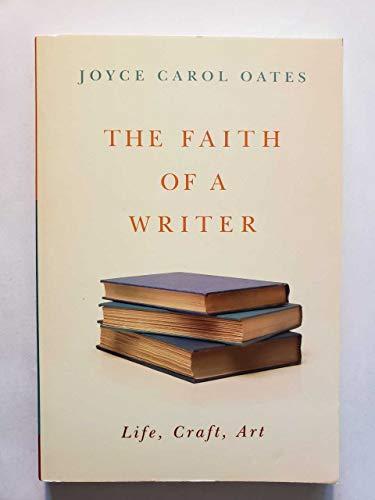 9780965473897: The Faith of a Writer