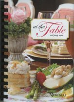 9780965476966: At the Table with Patty Roper
