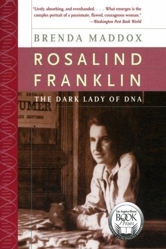 9780965477888: Rosalind Franklin - The Dark Lady Of Dna