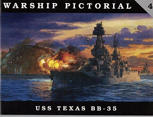 Warship Pictorial No. 4 - USS Texas BB-35: Steve Wiper