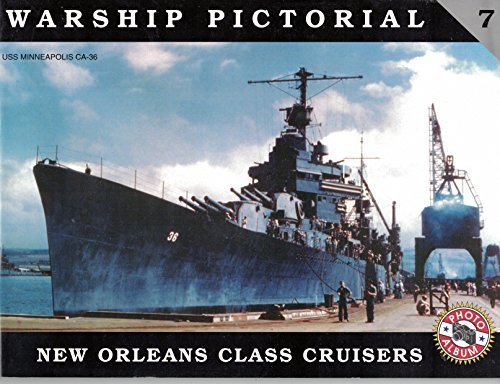 9780965482967: Warship Pictorial No. 7 - USS New Orleans Class Cruisers