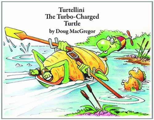9780965484381: Turtellini The Turbo-Charged Turtle