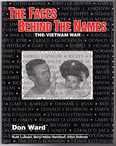 9780965496407: The Faces Behind the Names The Vietnam War [Minnesota]