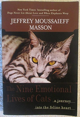 9780965497039: The Nine Emotional Lives of Cats