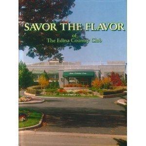 Savor the Flavor of the Edina Country Club: COOKBOOK}