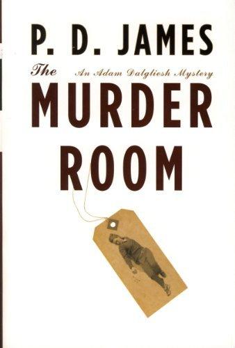 9780965499361: The Murder Room Adam Dalgliesh Mystery