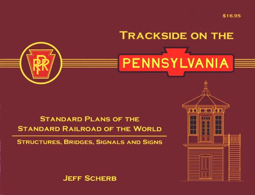 9780965536554: Trackside On The Pennsylvania