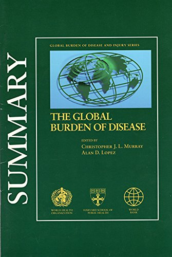 9780965546607: The Global Burden Of Disease: A Comprehensive Assessment Of Mortality And Disability From Diseases, Injuries, And Risk Factors In 1990 And Projected To 2020 (SUMMERY)
