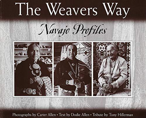 The Weavers Way: Navajo profiles: Allen, Carter Photographs