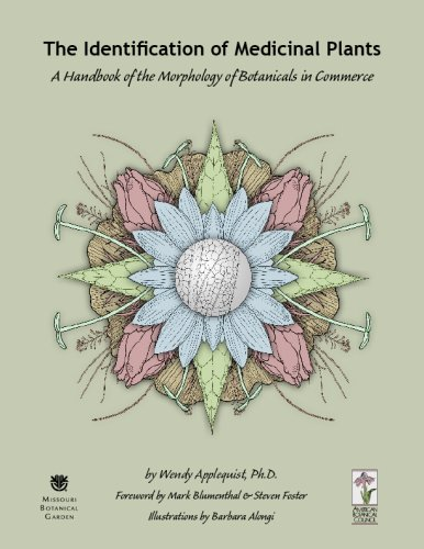 9780965555517: The Identification of Medicinal Plants: A Handbook of the Morphology of Botanicals in Commerce