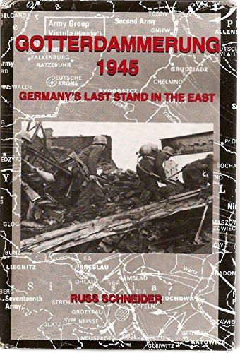 9780965568319: Gotterdammerung 1945