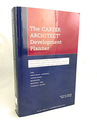 9780965571210: Career Architect Development Planner - 1st Edition