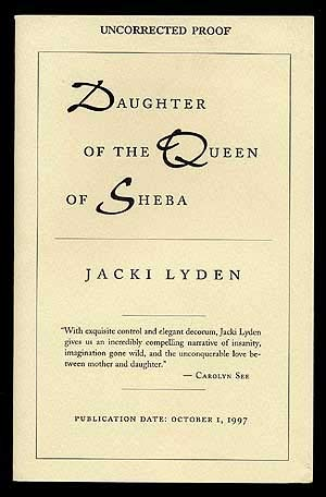 9780965574914: Title: Daughter of the Queen of Sheba
