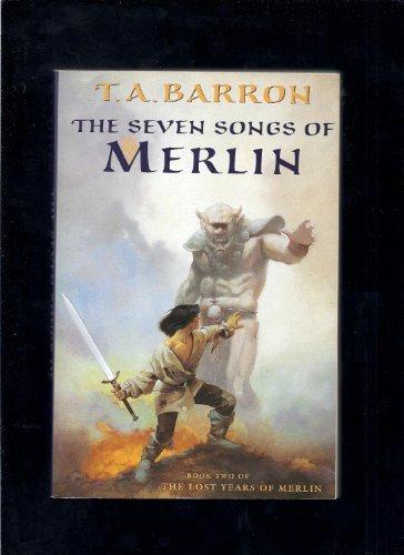 9780965576987: The Seven Songs of Merlin (Lost Years of Merlin, Volume 2)